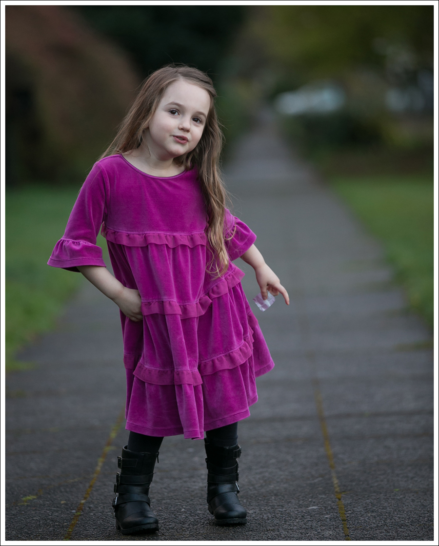 Blog Hanna Andersson Velour Twirl Dress Josmo Boots-1