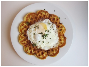 savory herb cheese waffles blog (1)