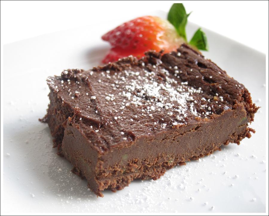 avocado brownie blog