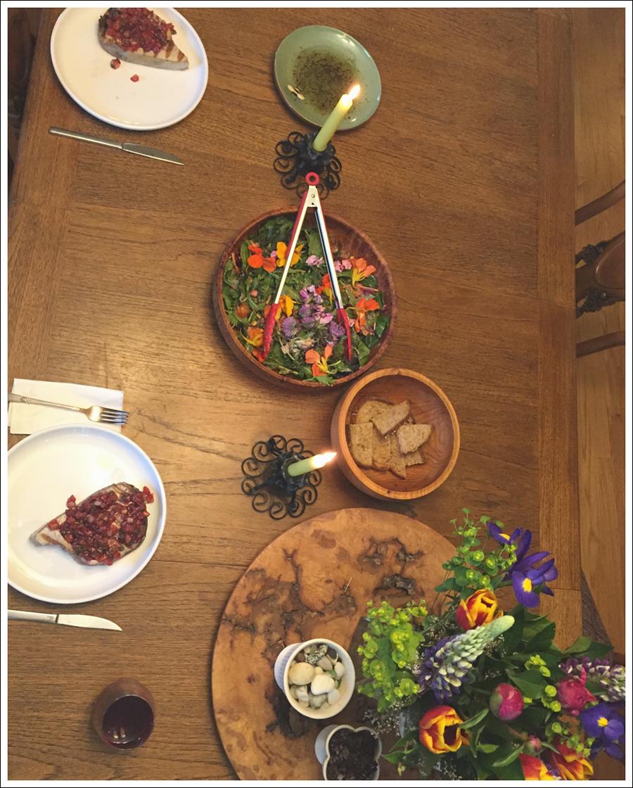 Blog Mothers Day Dinner