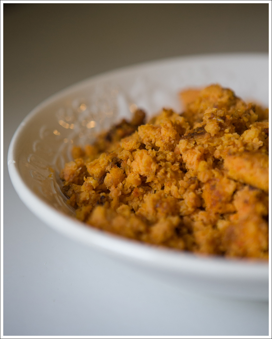 Blog Whole30 Paleo Sweet Potato Carrot Onion Mash-1