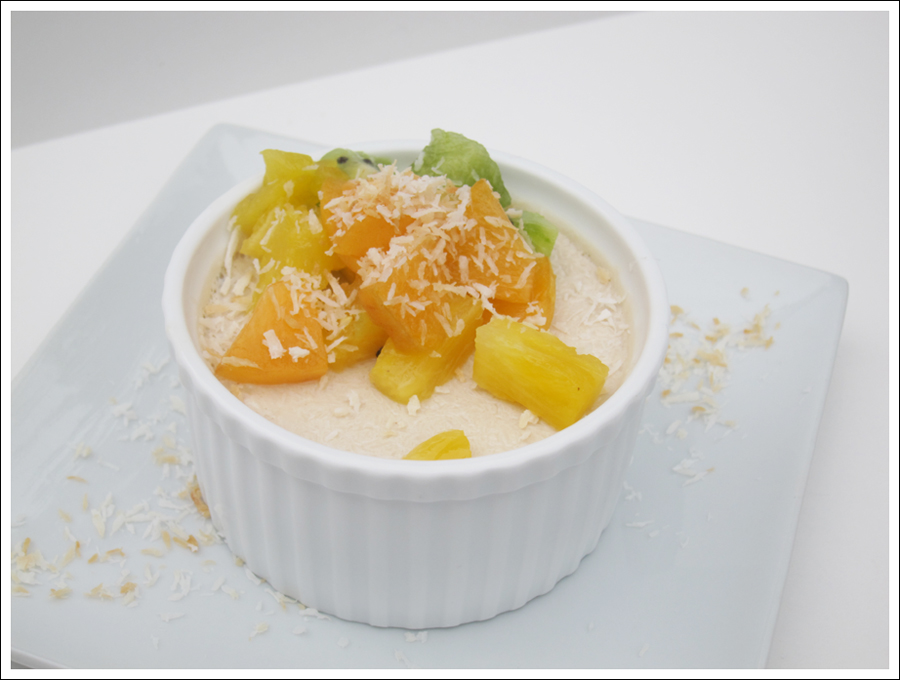coconut panna cotta with tropical fruit (4)