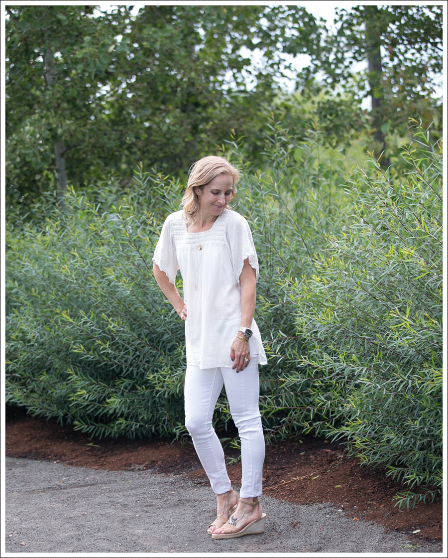 Blog Sunner Tunic Genetic Denim the Shane Pale Ugg Sandals-1