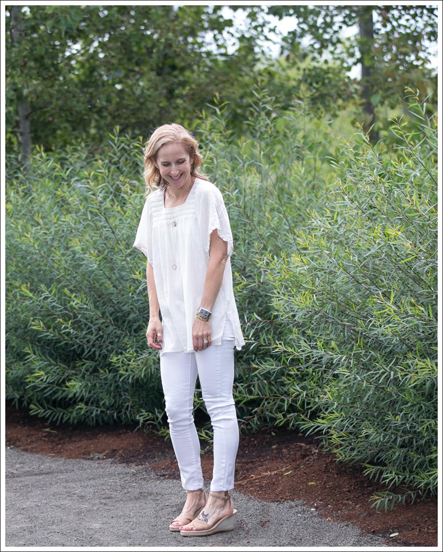 Blog Sunner Tunic Genetic Denim the Shane Pale Ugg Sandals-2