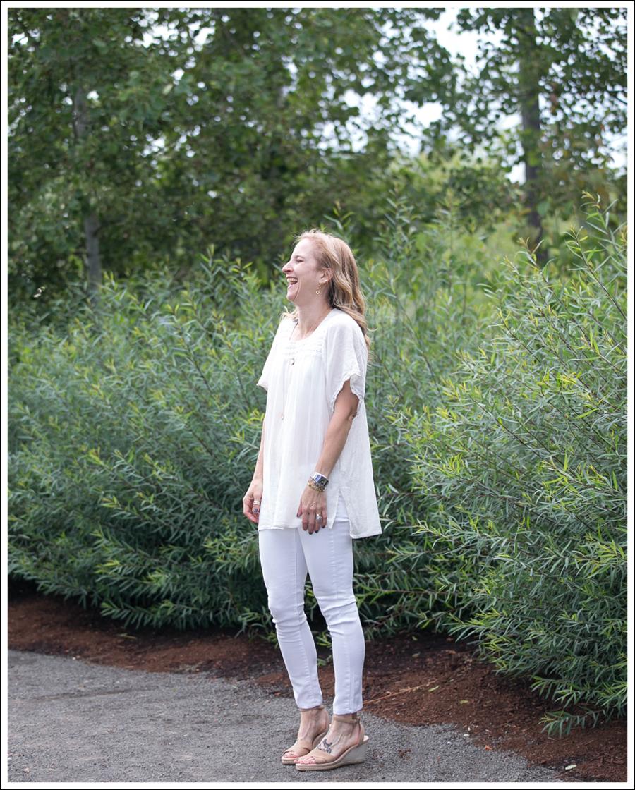 Blog Sunner Tunic Genetic Denim the Shane Pale Ugg Sandals-3