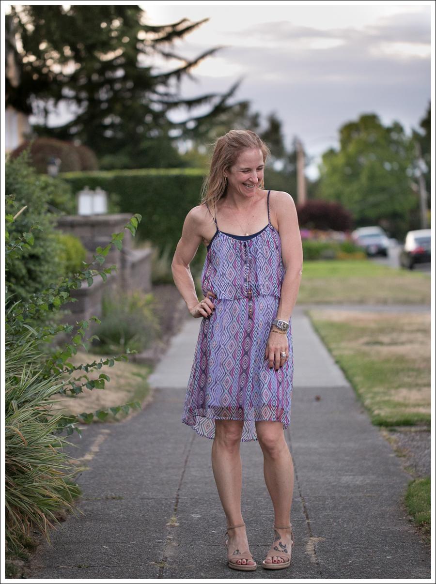 blog Ella Moss Geometric Silk Dress Ugg Espadrilles-3