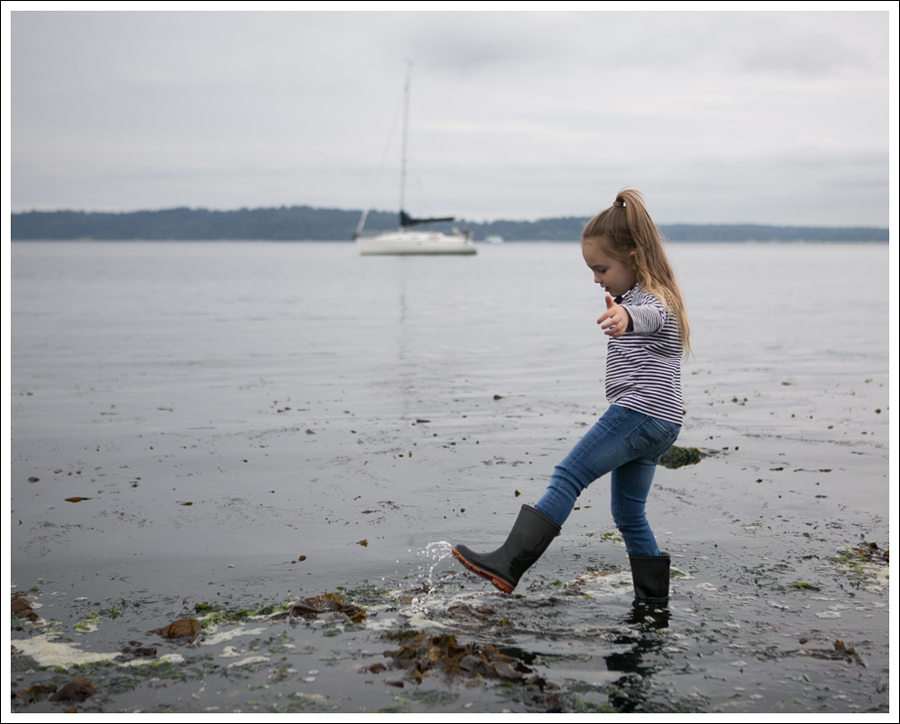 Blog Hanna Andersson Striped Top GapKids Mini Skinny Rain Boots-7