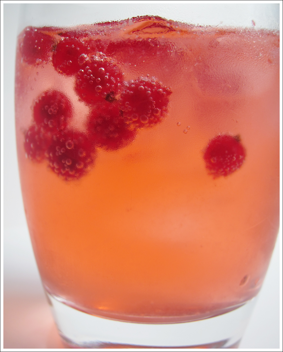 red currant festive water for blog (2)