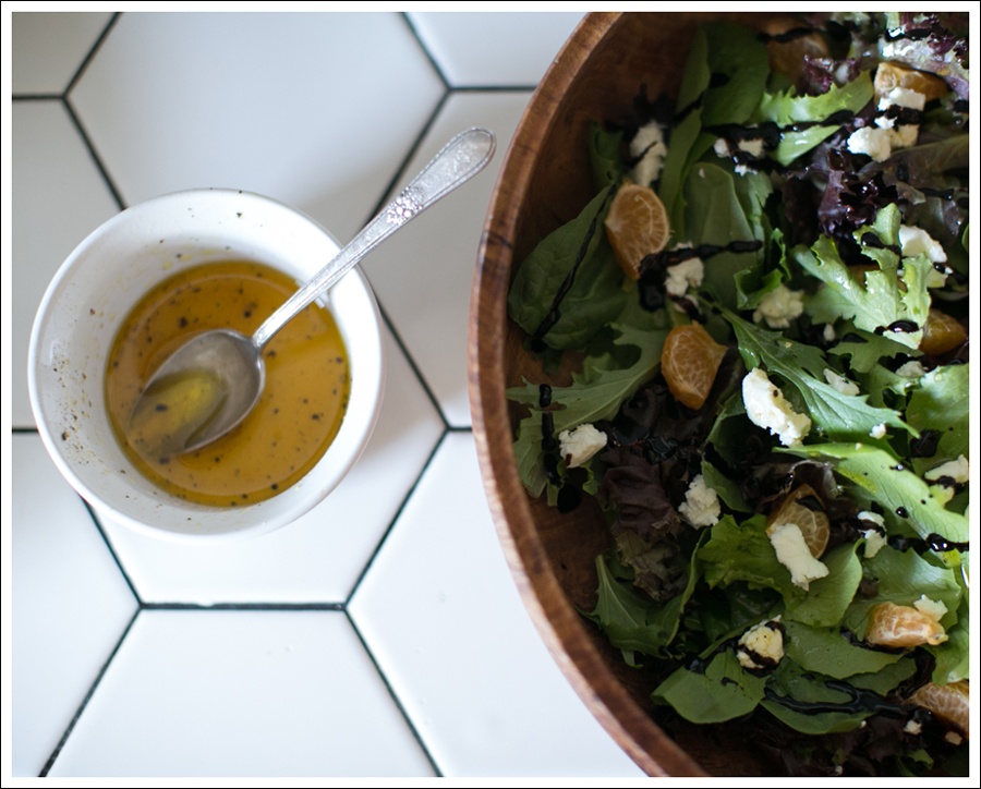 Blog Clementine Goat Cheese Salad-1