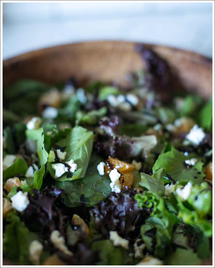 Blog Clementine Goat Cheese Salad2