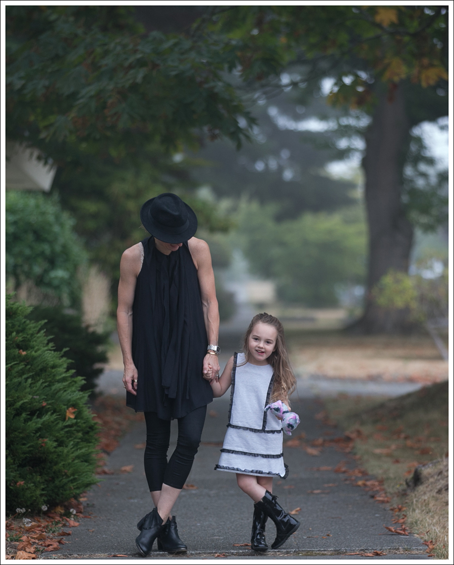 Blog HM Hat 28Twelve Black Dress Helmut Lang 67 Booties-6