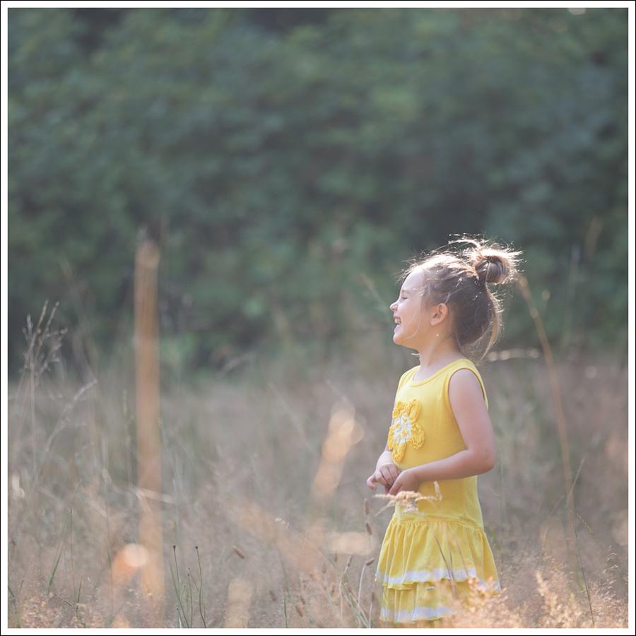 Blog Mignon Yellow Flower Dress White Converse-2