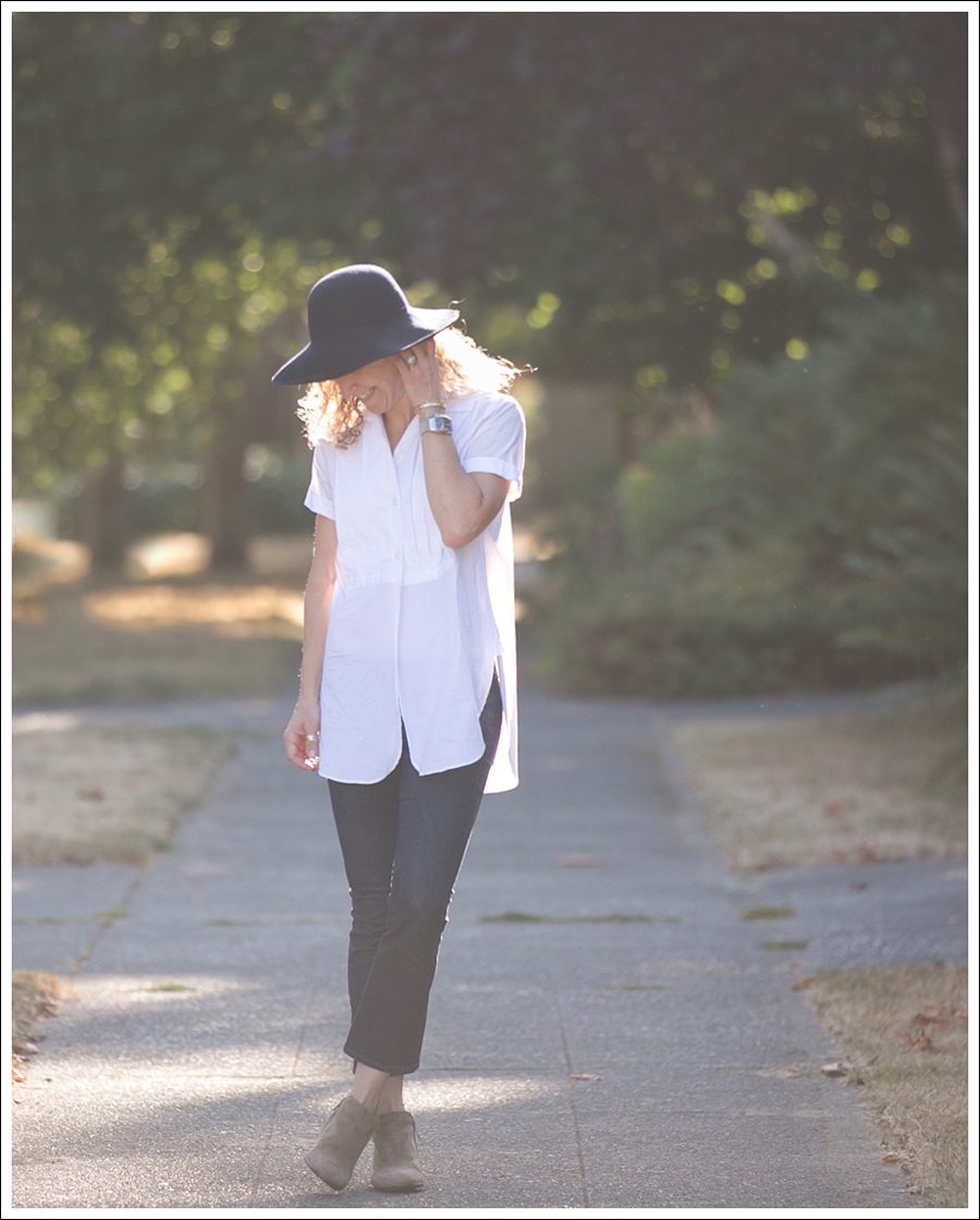 blog-nordstrom-wool-hat-alara-white-button-down-j-brand-gigi-crop-flare-sam-edelman-petty-booties-1
