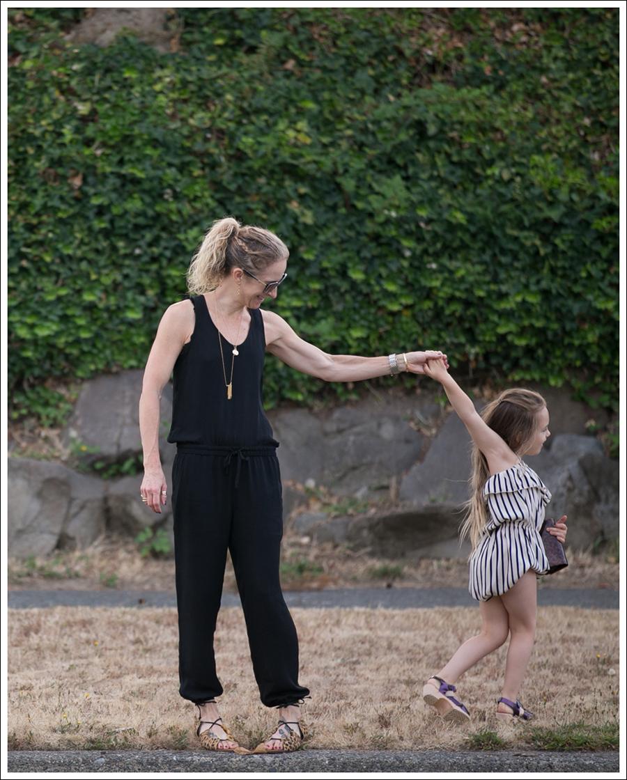 Blog Theory Lortan Jumpsuit Zara Leopard Tie Up Sandals-6