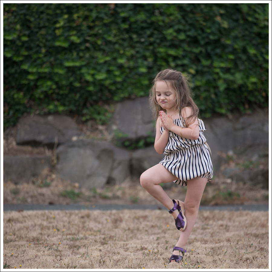 Blog Cru and Lu Striped Playsuit Purple Hanna Andersson Clogs-2