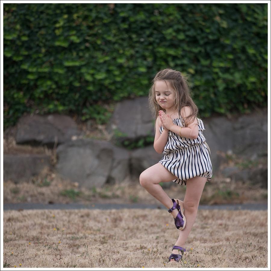 Blog Cru and Lu Striped Playsuit Purple Hanna Andersson Clogs-2