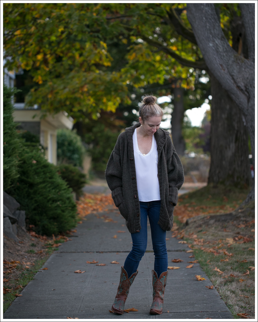 blog-chunky-oversized-hand-knit-cardigan-j-brand-skinny-lucchese-cowboy-boots-1
