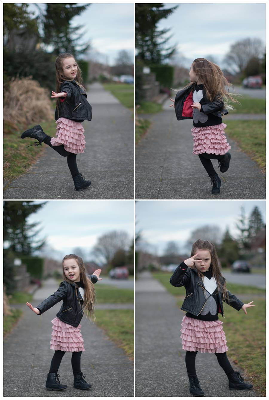 blog-faux-leather-jacket-crewcuts-heart-sweater-gapkids-tiered-skirt-steve-madden-lace-up-studded-boots